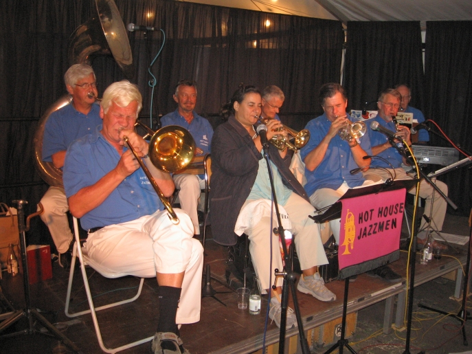 Hot House Jazzmen