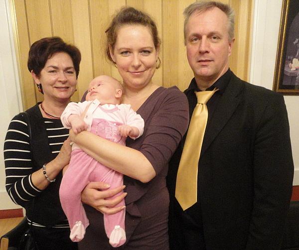 Familjen Berglåg